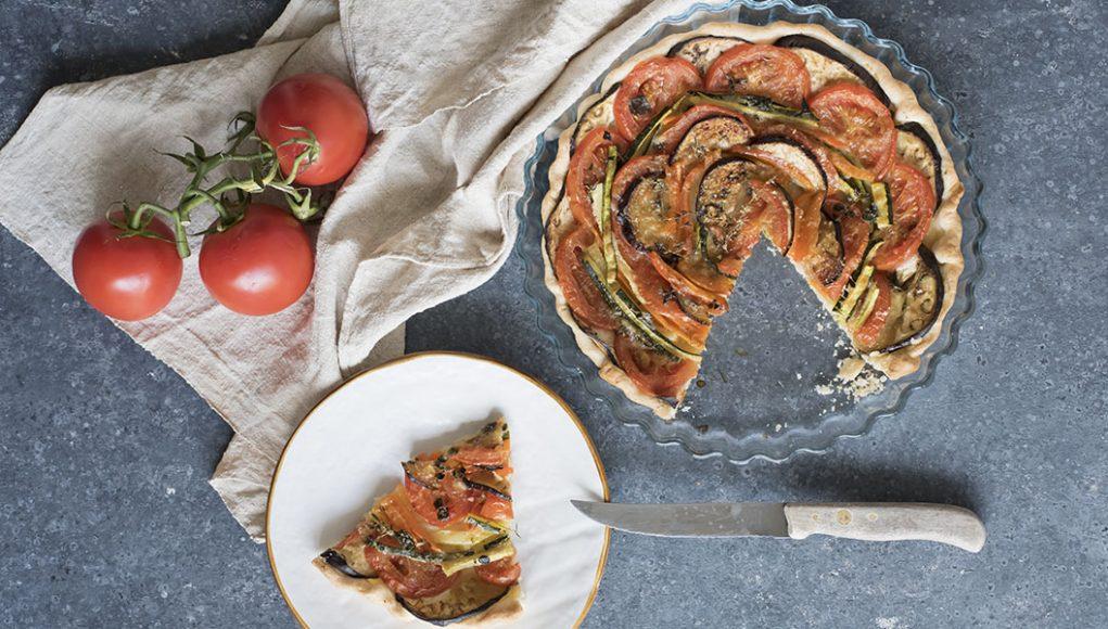 Torte salate con verdure immagine evidenza articolo