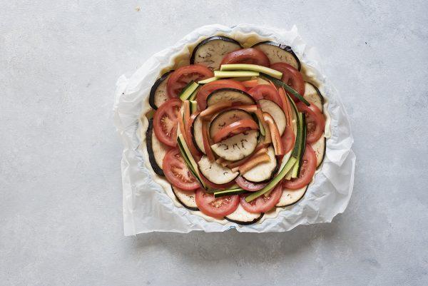 torta salata farcitura