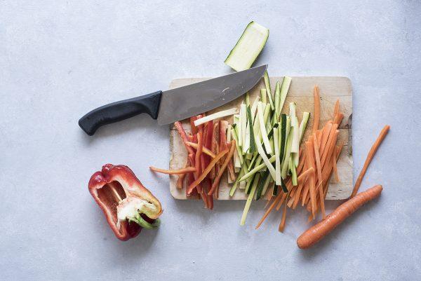 trota salata preparazione