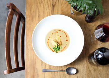 vellutata di cavolfiore: un piatto veloce da preparare