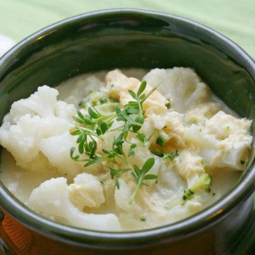 zuppa cavolfiore