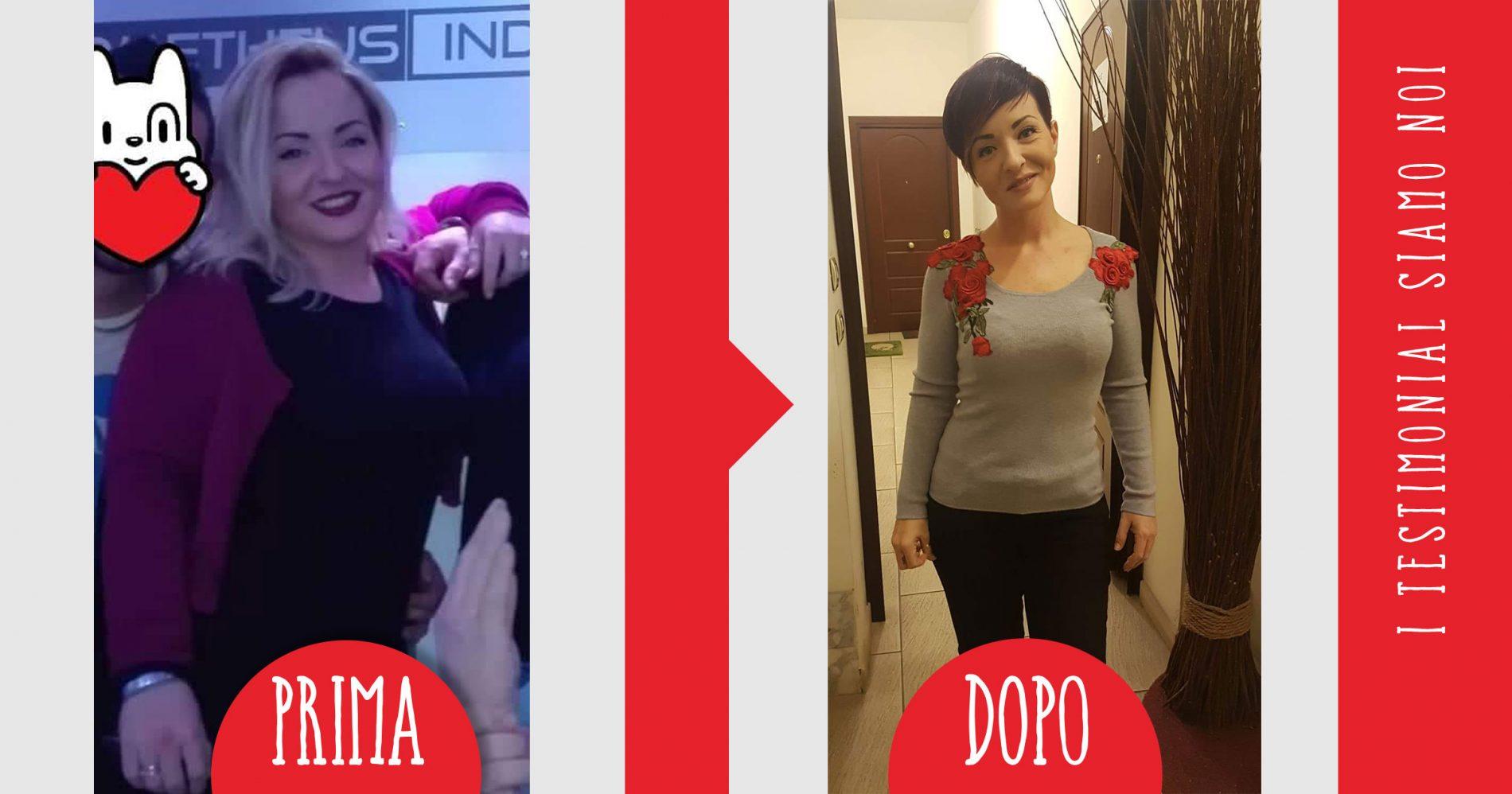 dieta per perdere 20 kg