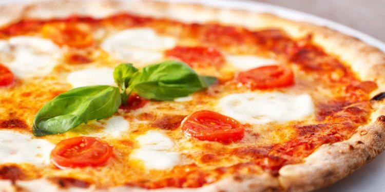 pizza margherita senza glutine