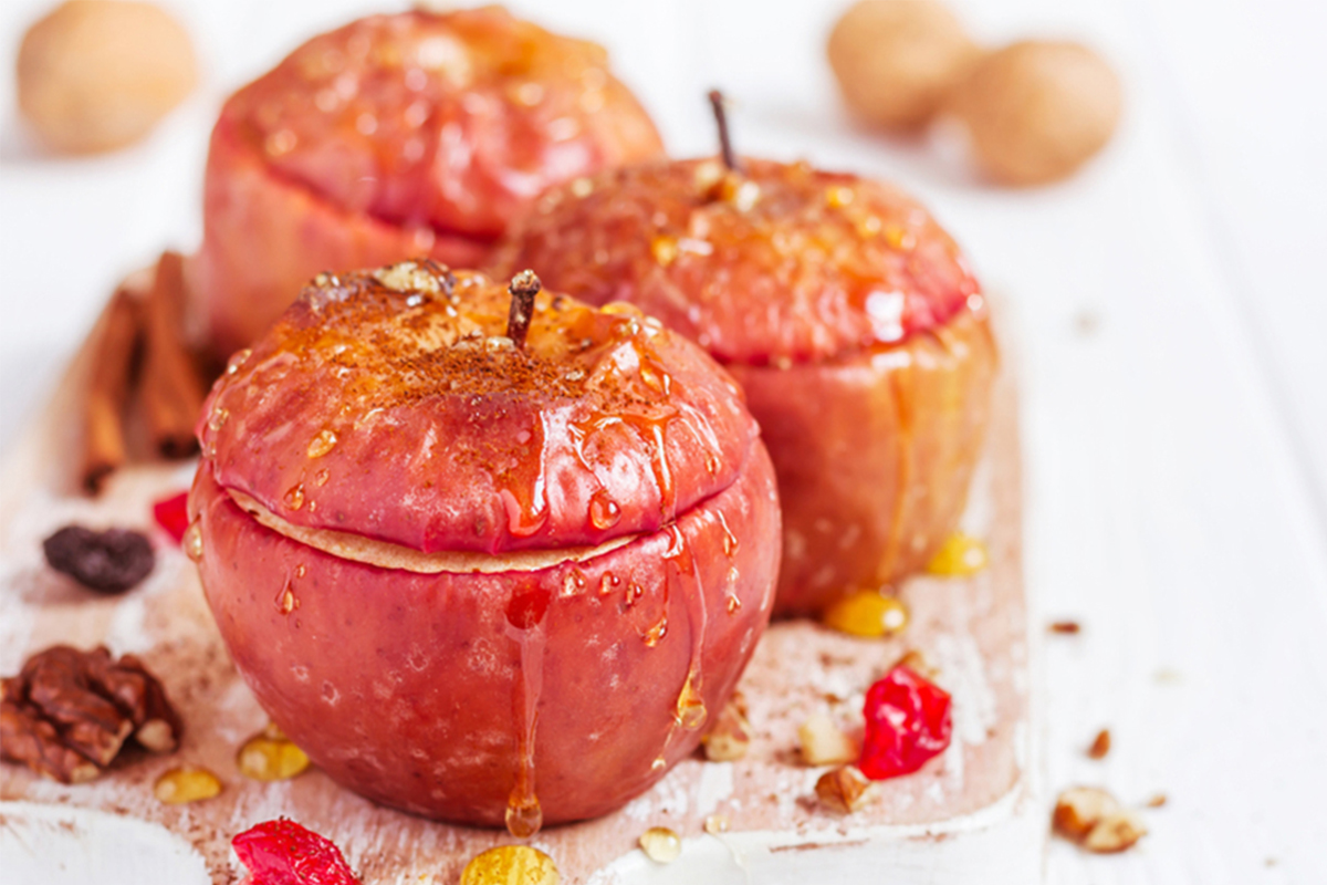 Ricette con le mele: cestini di mele