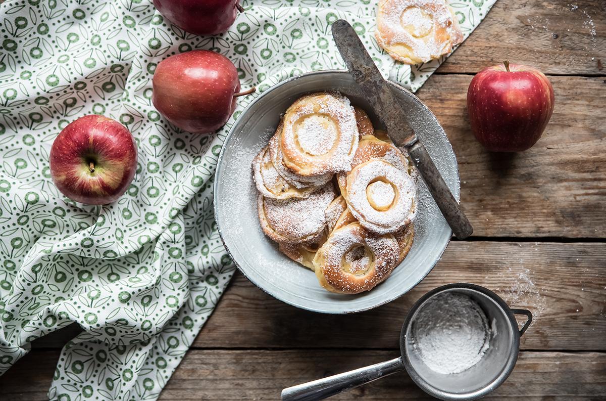 Ricette con le mele: frittelle di mele