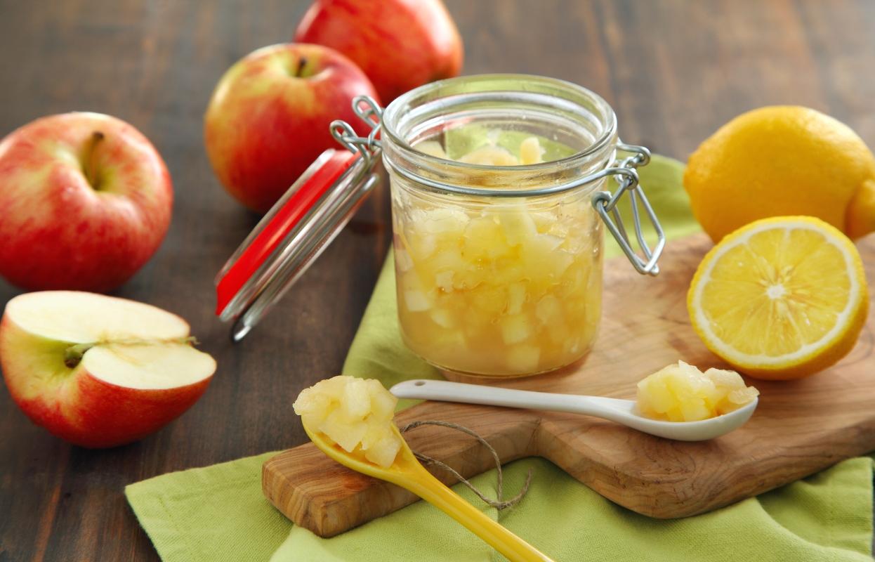 Ricette con le mele: mousse di mela