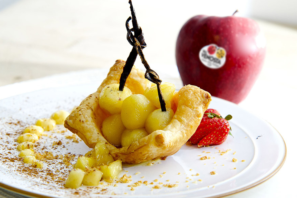 Ricette con le mele: pasta sfoglia con mele