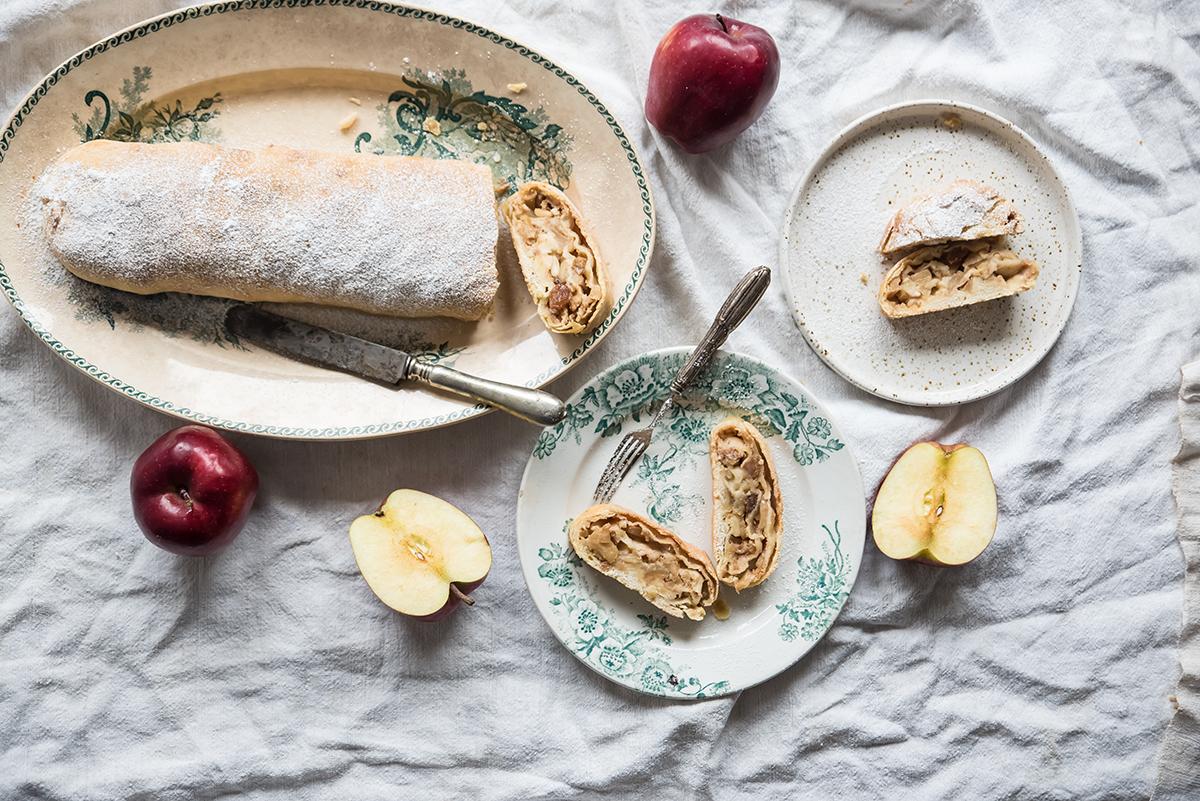 Ricette con le mele: strudel di mele