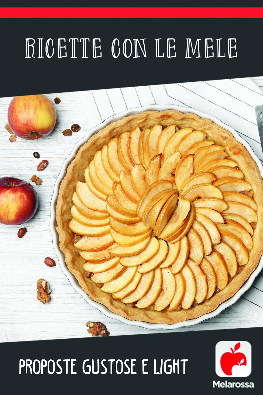 Ricette con le mele: proposte gustose e light