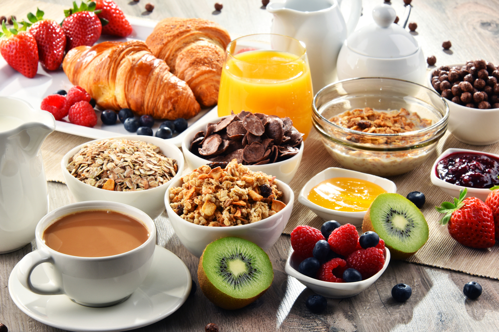 colazione completa