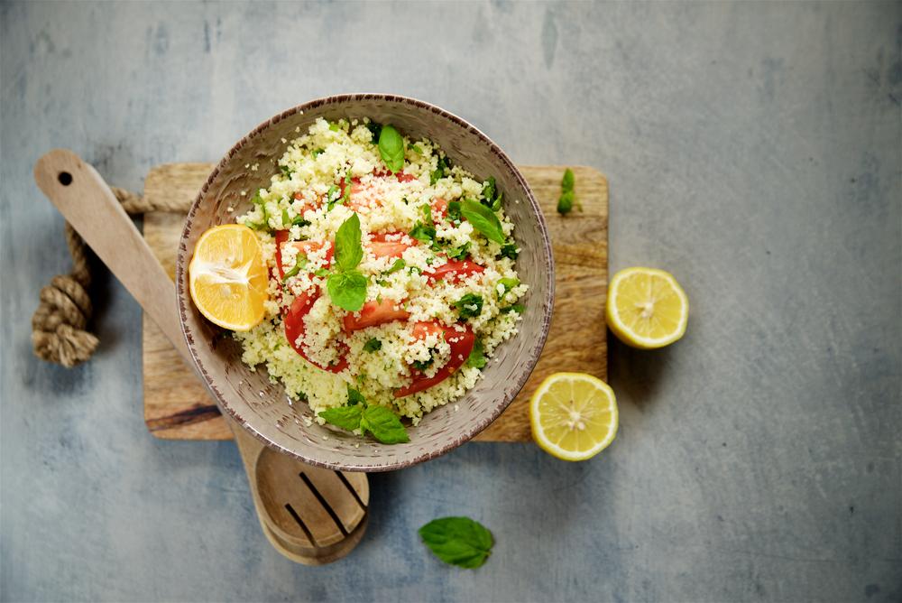 farinacei a dieta: couscous