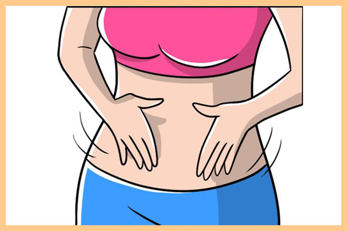 Massaggio fai da te: fase 8
