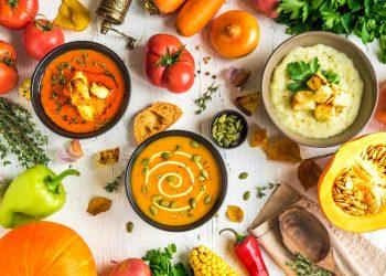 minestre e zuppe: ricette da provare