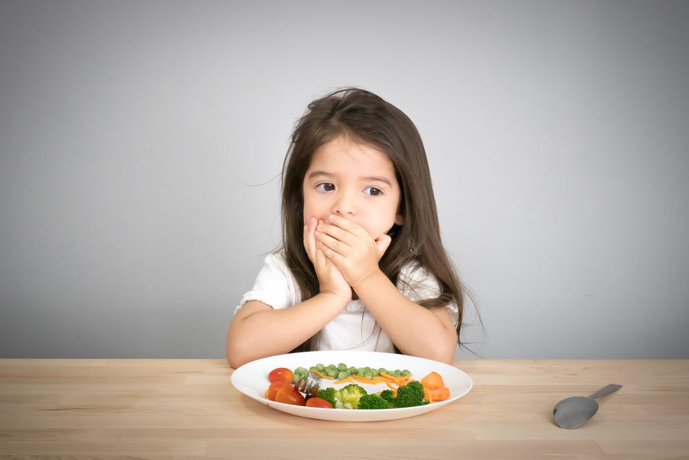 neofobia bambini: come comportarsi