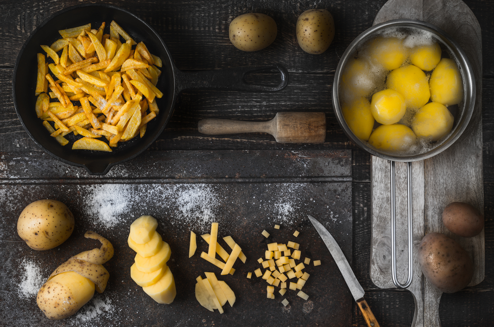 patate cucina