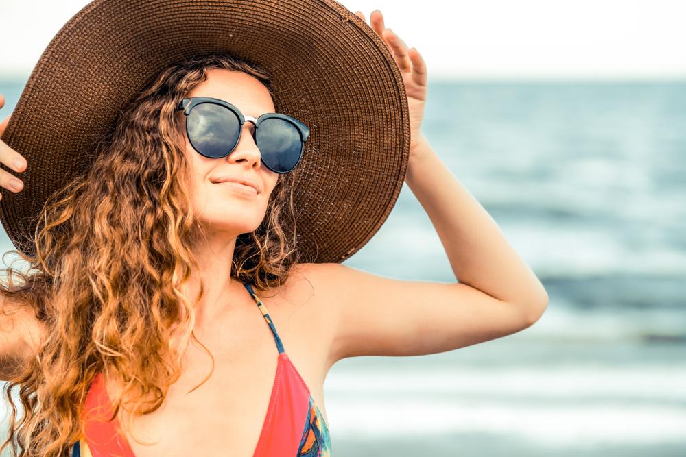 pelle perfetta occhiali da sole