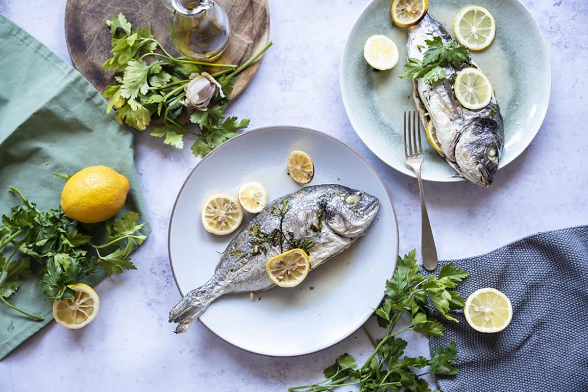 ricette di pesce orata al cartoccio