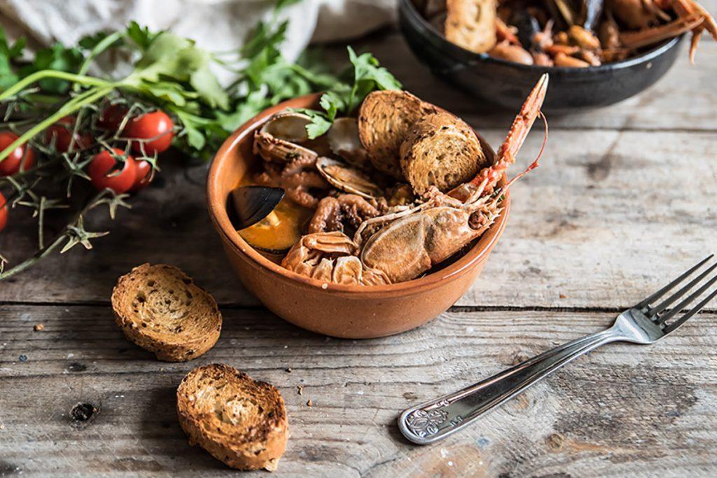 ricette di pesce zuppa di pesce