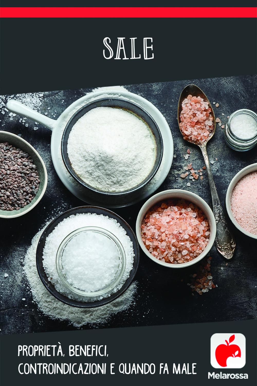 proprietà del sale