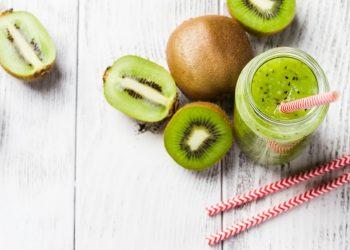 smoothie di kiwi