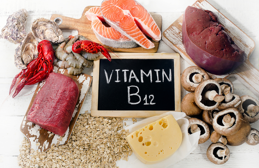 vitamina B12 cibi