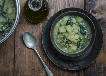 zuppe e minestrone da mangiare a dieta