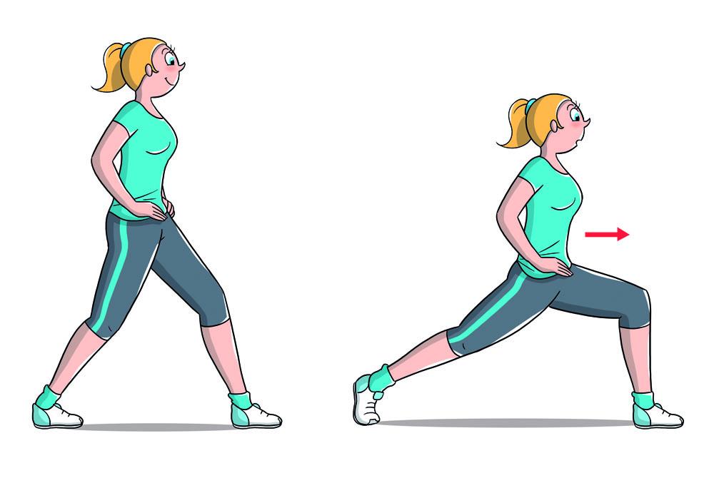 workout 12 esercizi in 7 minuti