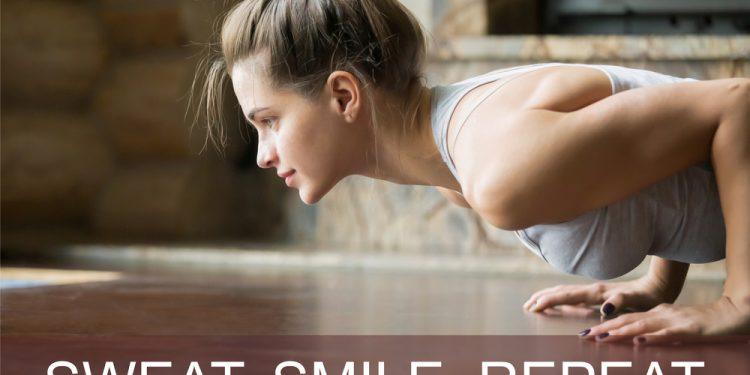 allenamento brucia grassi: video