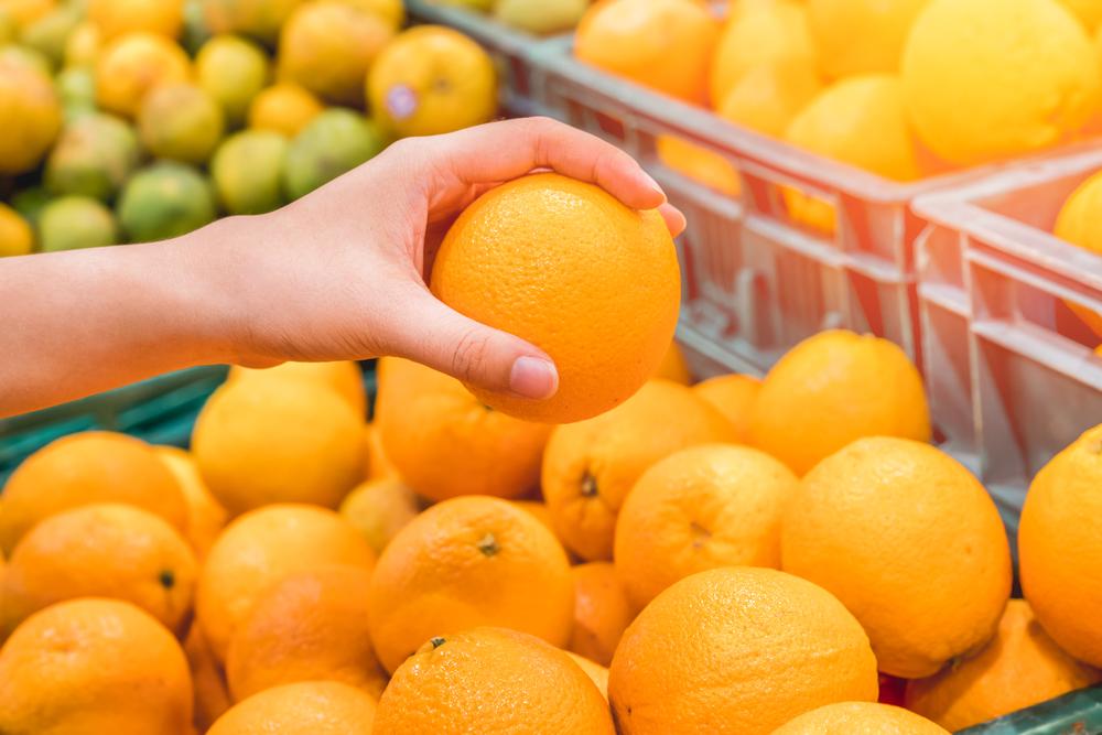 arancia come scegliere guida acquisto