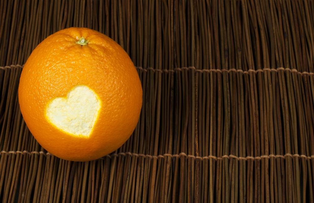 arancia benefici salute cuore