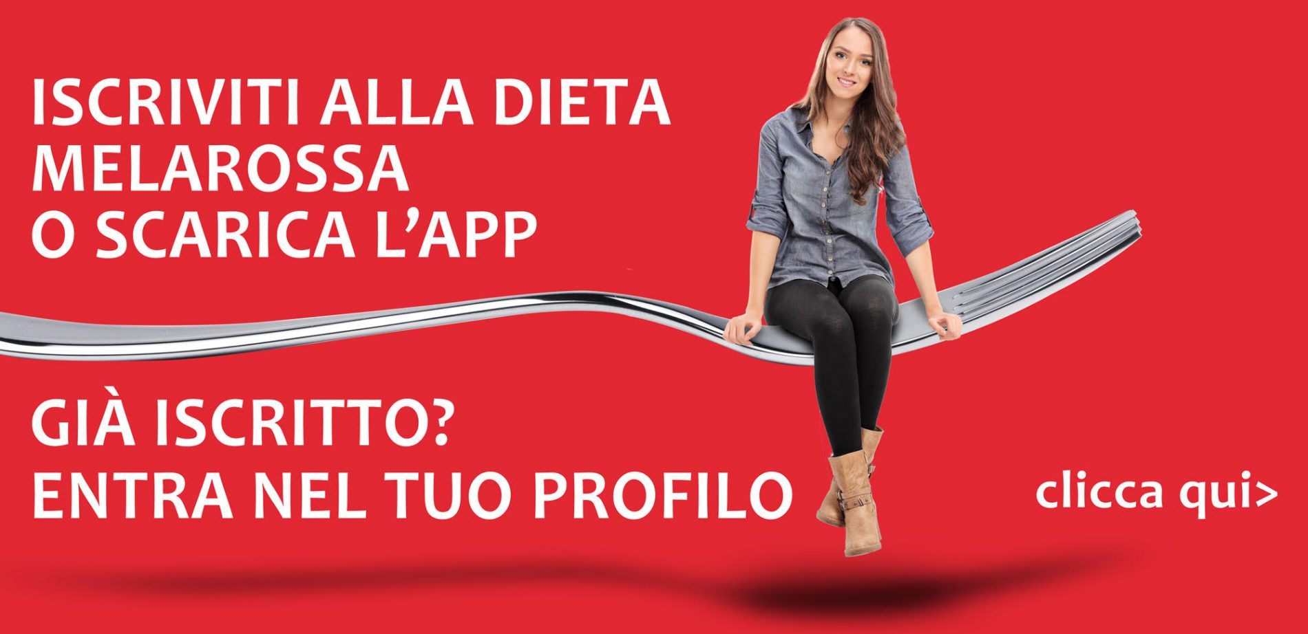 banner iscrizione dieta Melarossa