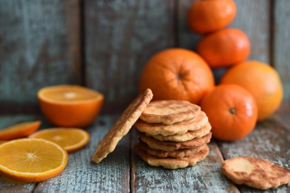 biscotti alle clementine