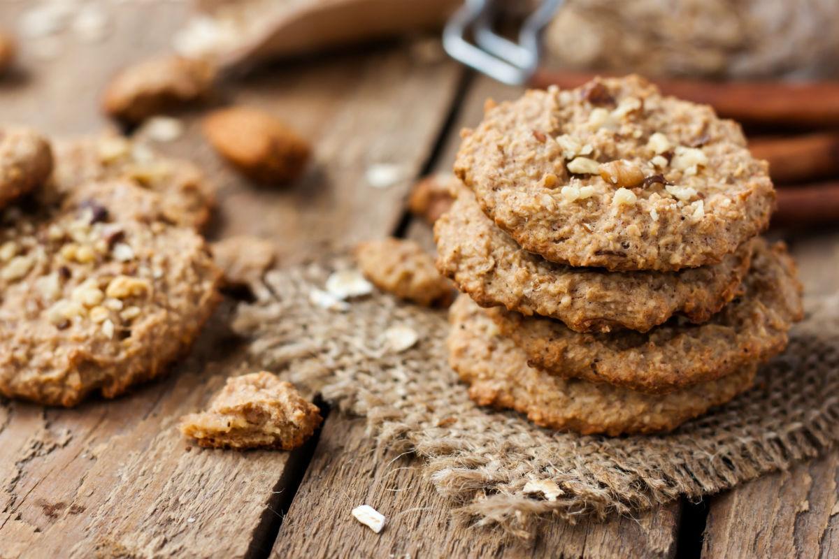 Biscotti con le noci e sesamo, la ricetta