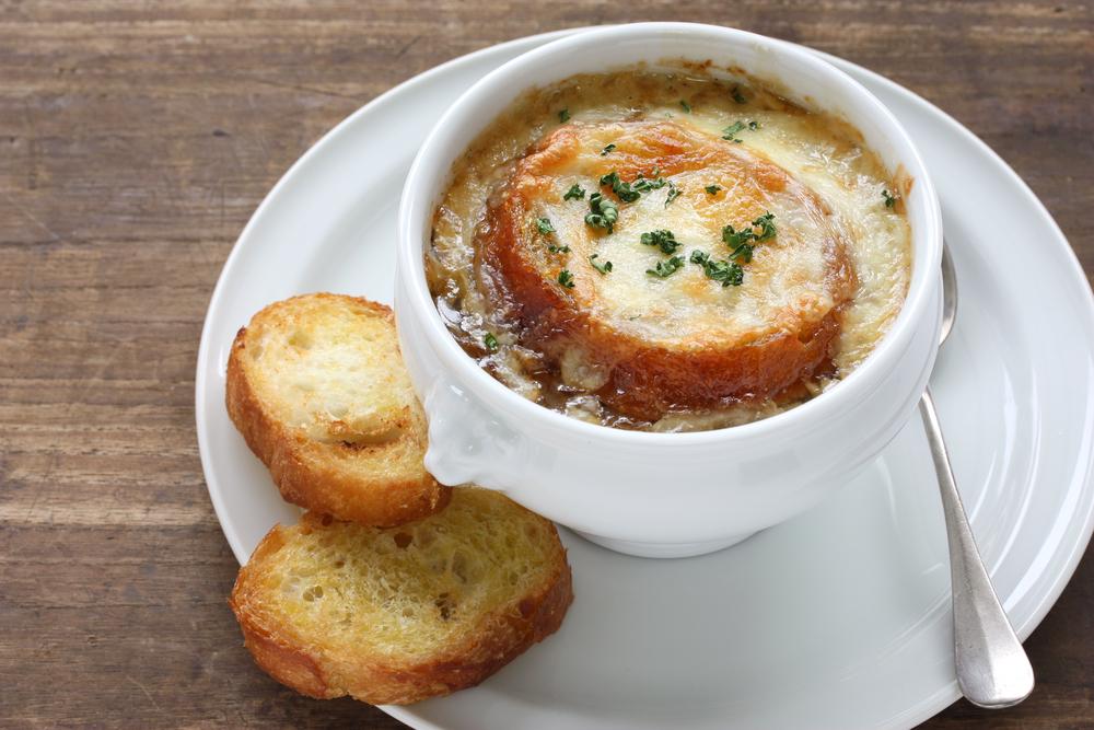 cipolla, la zuppa