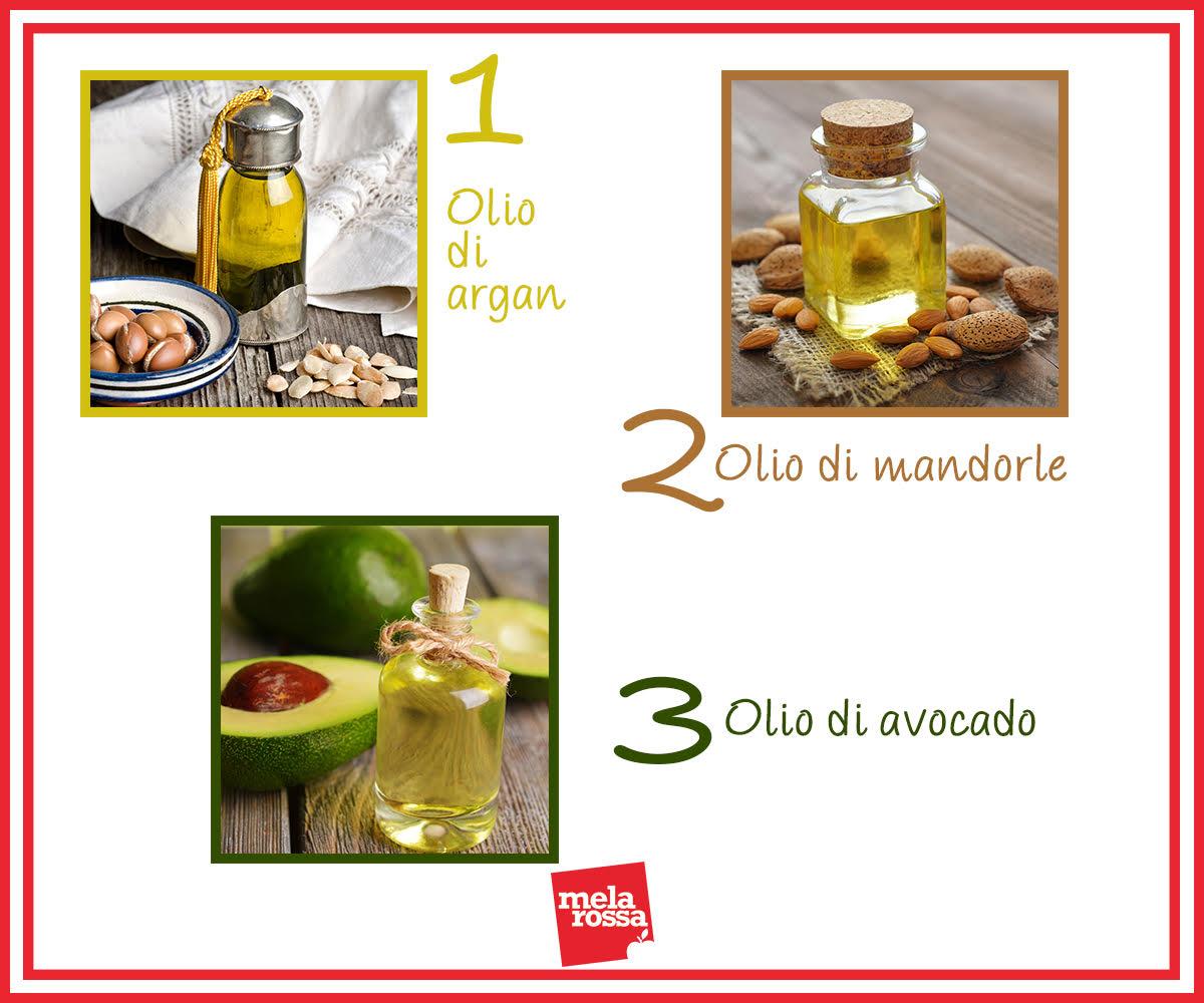 eliminare la pancia con oli vegetali