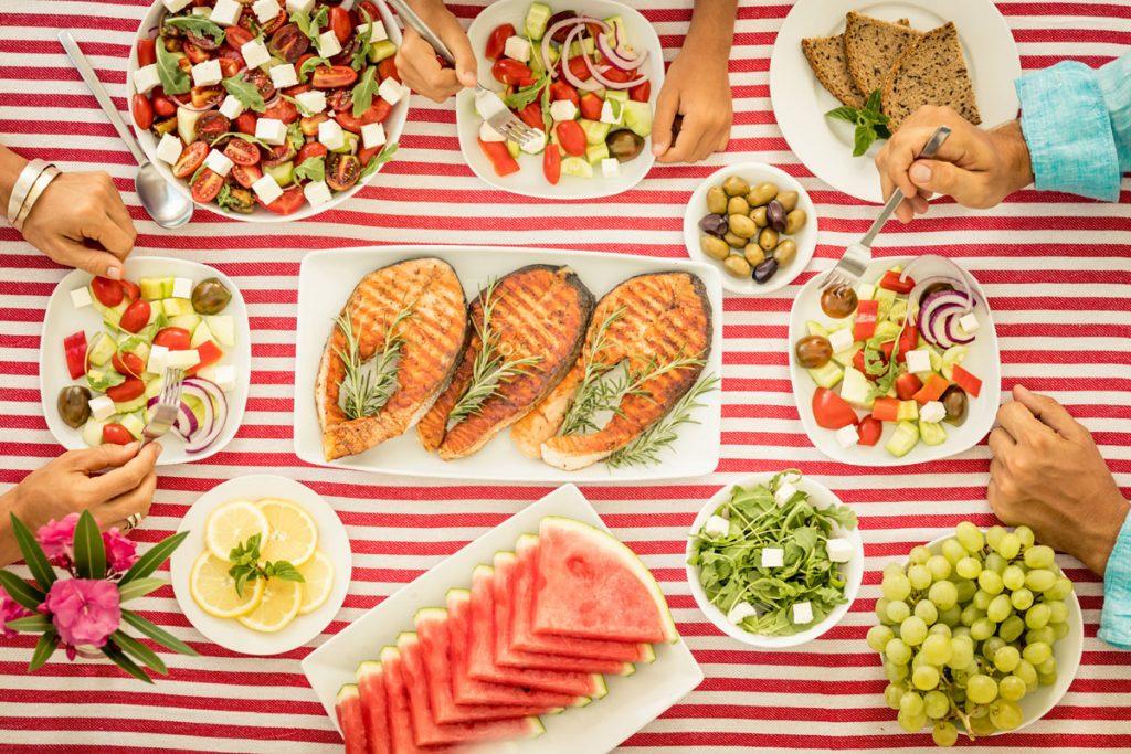 dieta mediterranea benefici salute