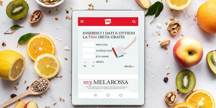 dieta melarossa: guida per iscrizione