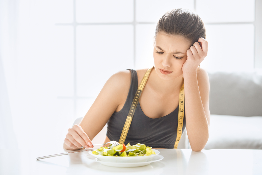 7 segnali che la dieta non funziona
