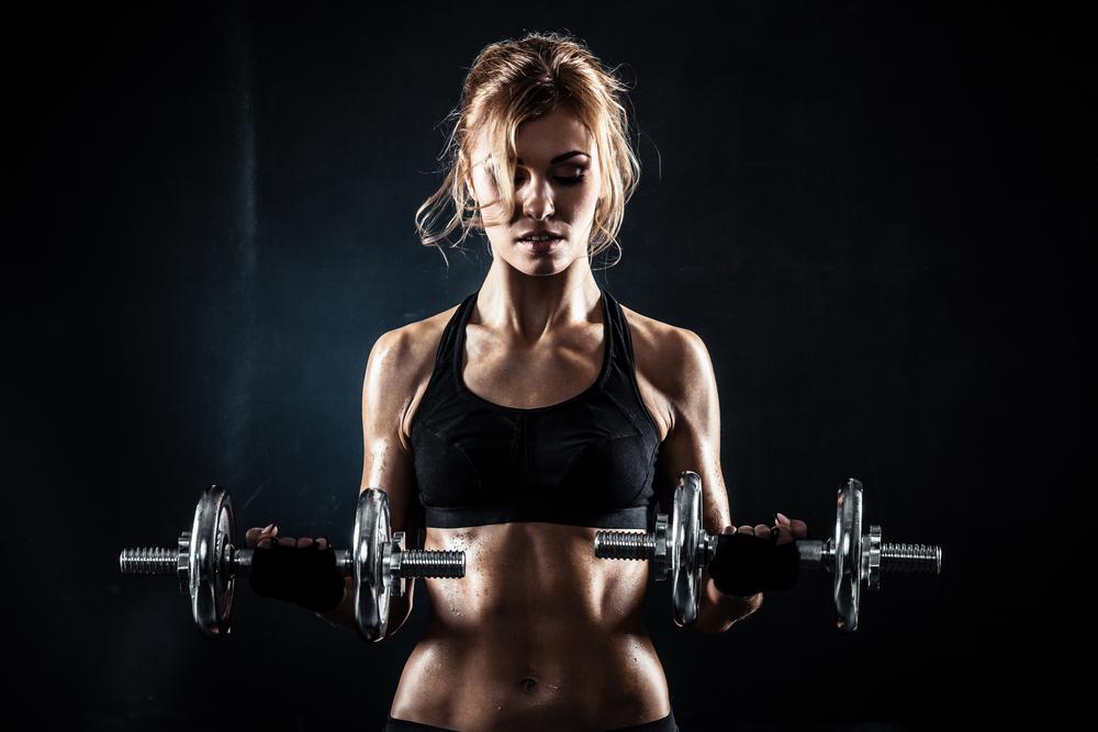 sport: fare pesi fa gonfiare i muscoli