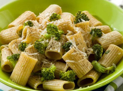 maccheroni broccoli gratinati