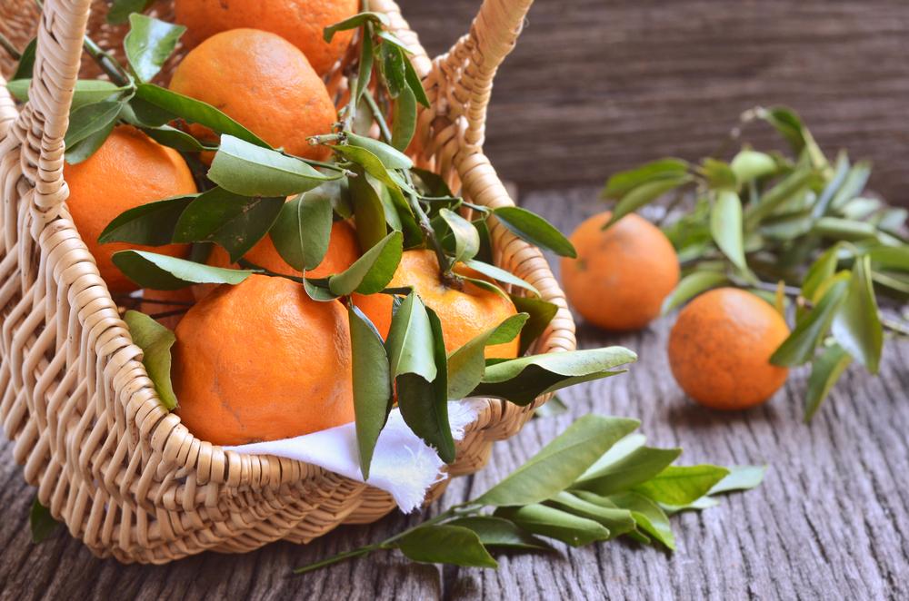 mandarini, clementine: differenze