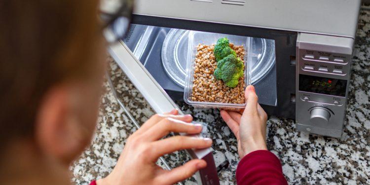 microonde pericolo cibo