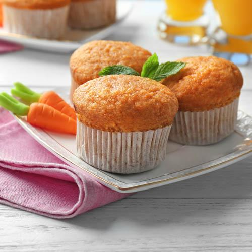 Ricetta Muffin Alle Carote.Muffin Alle Carote Senza Burro Leggeri E Genuini Ricette Light Melarossa