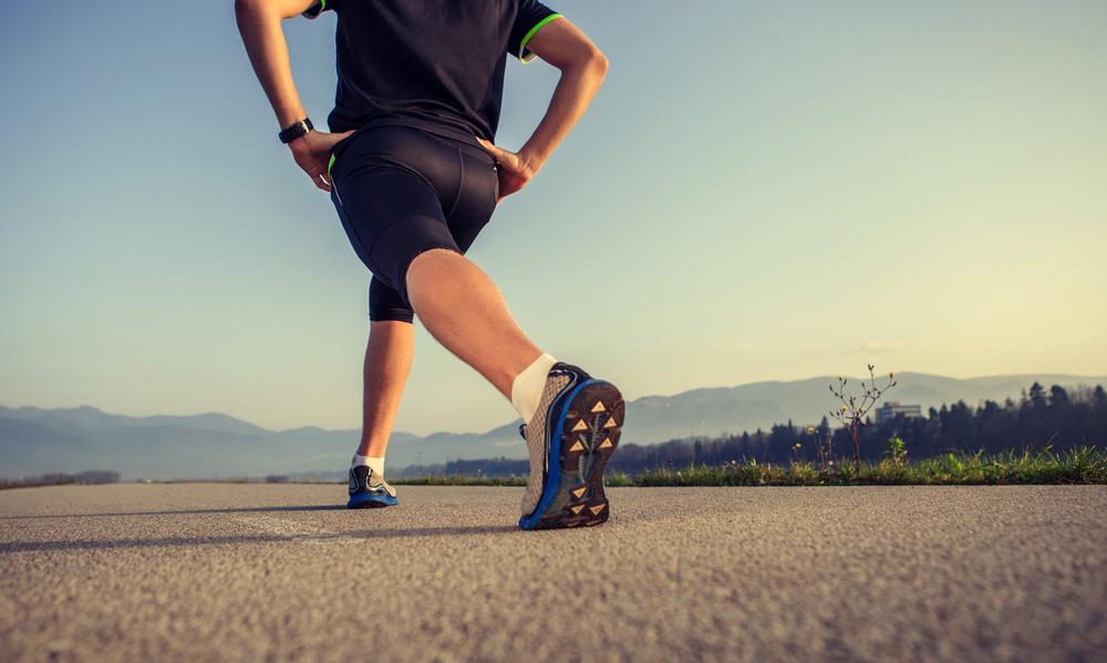 riscaldamento muscolare pre corsa