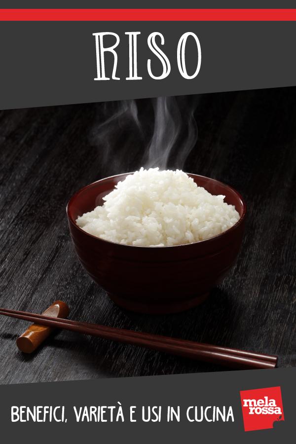 riso: varietà, benefici e ricette