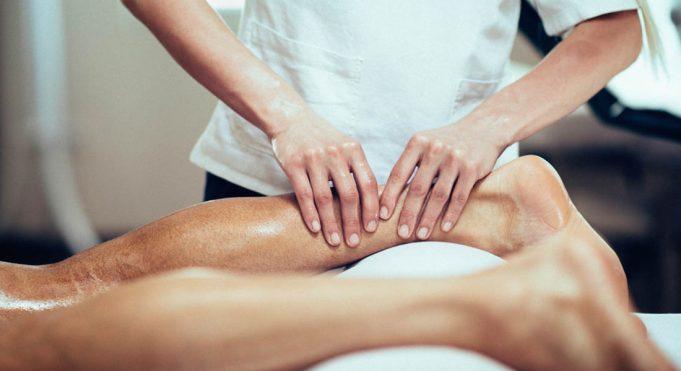 ritenzione idrica: massaggi