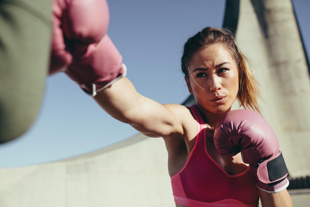 sport brucia grassi: boxe