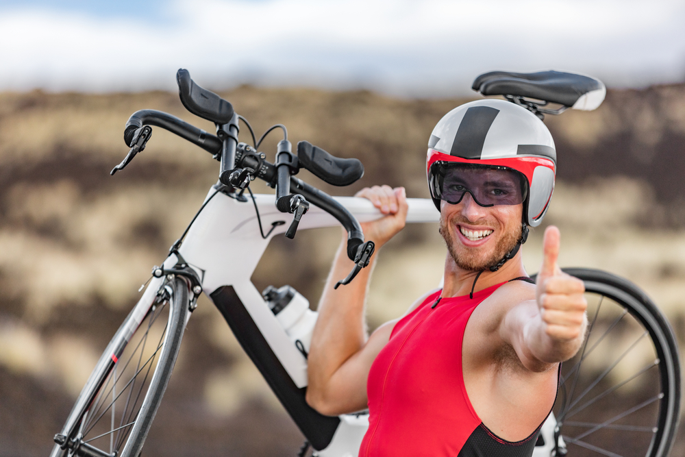 sport brucia grassi: ciclismo