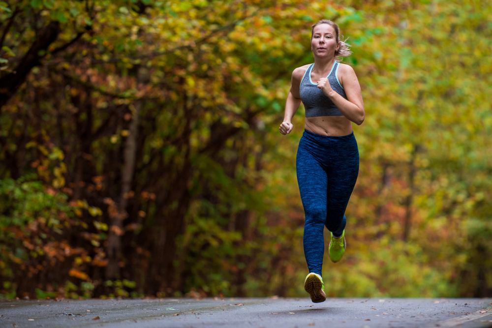 sport brucia grassi: corsa