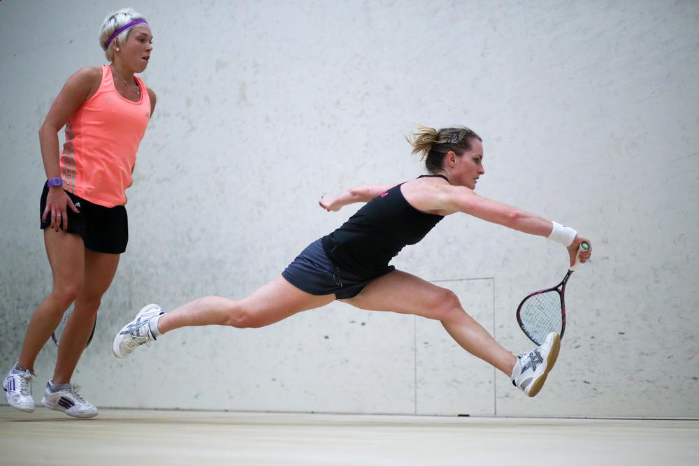 sport brucia grassi: squash